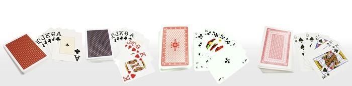 Pokerkarten - Pokerkoffer