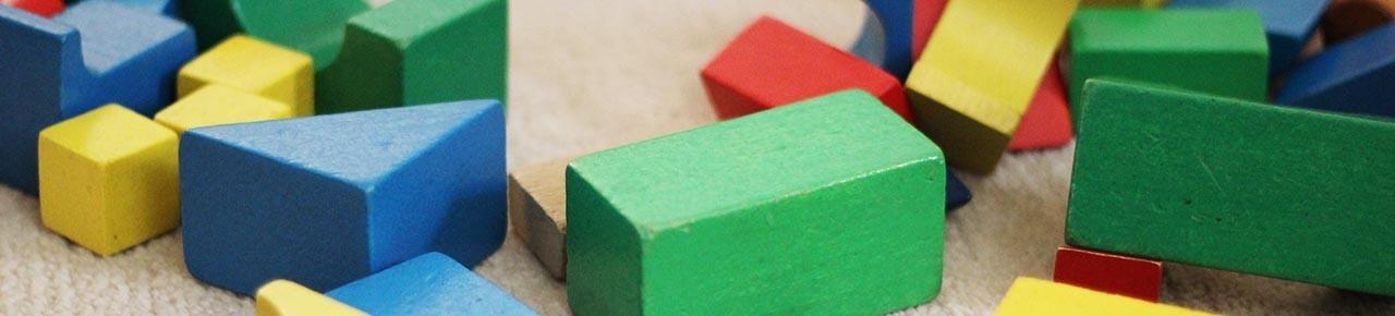 Bausteine - einzeln