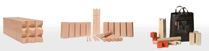 kubb kubbspiel sport und natur wikingerschach brettspiele kaufen bei. Black Bedroom Furniture Sets. Home Design Ideas