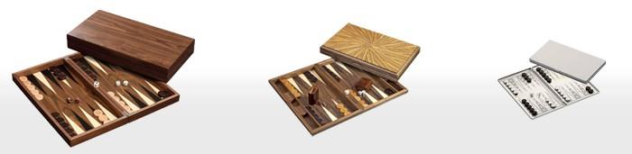 Backgammon - Spiele