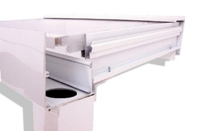 carport aus aluminium freistehend l nge 3m bis 6m breite 2 5m bis 2 9m ebay. Black Bedroom Furniture Sets. Home Design Ideas