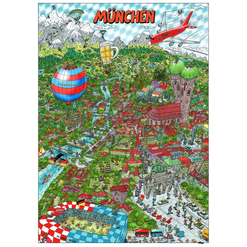 Munich single crossword