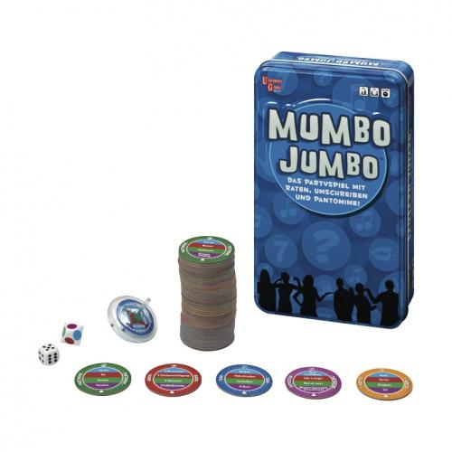 Mumbo Jumbo Spiele
