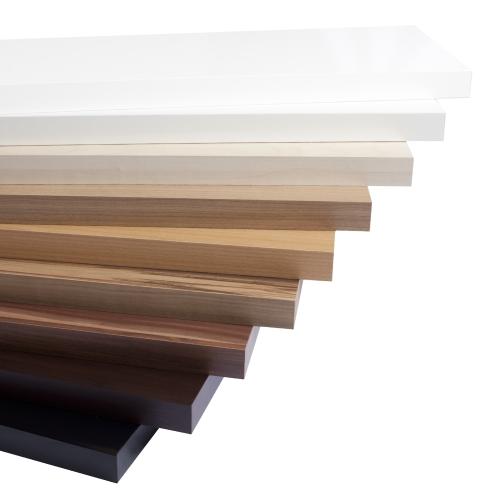 wandboard schwebend ahorn matt ca 67 cm ebay. Black Bedroom Furniture Sets. Home Design Ideas