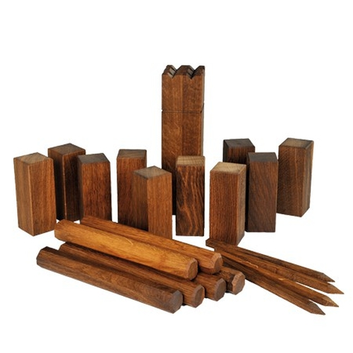 kubb deluxe h gars wikingerspiel eiche kaufen bei. Black Bedroom Furniture Sets. Home Design Ideas