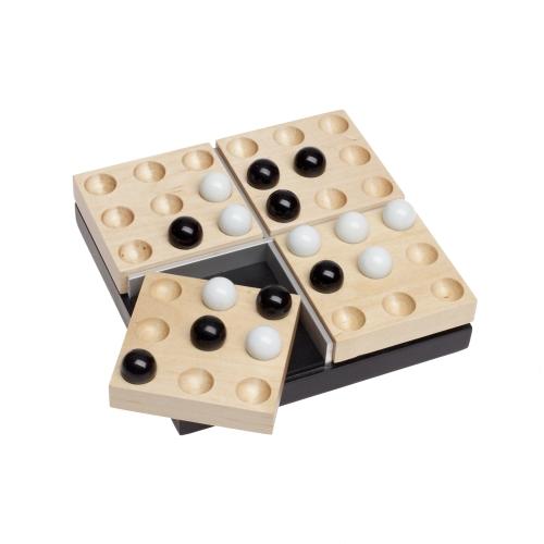 pentago spiel aus holz haben sie den dreh raus ebay. Black Bedroom Furniture Sets. Home Design Ideas