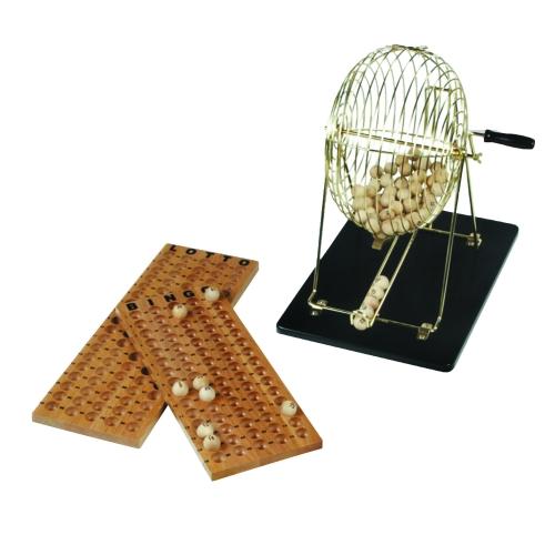 exklusives lotto bingo set kaufen bei. Black Bedroom Furniture Sets. Home Design Ideas