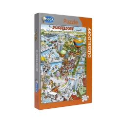 Moca 333 GmbH Düsseldorf - Puzzle