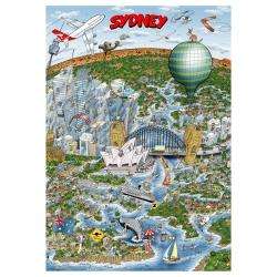 Moca 333 GmbH Sydney - Puzzle