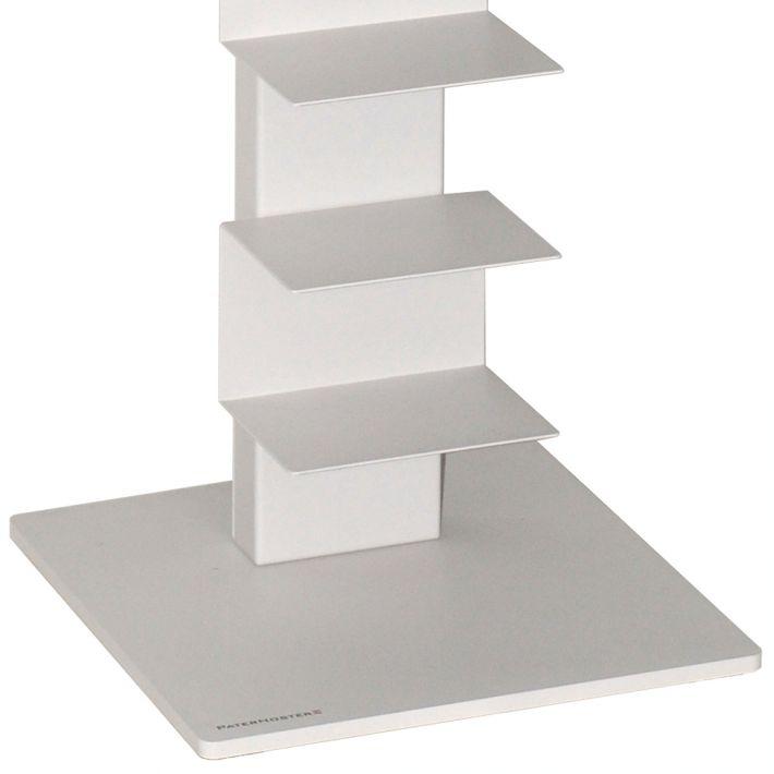 paternoster standregal freistehender b cherturm das b cherstapelregal designer m bel. Black Bedroom Furniture Sets. Home Design Ideas