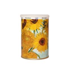120 Teile Puzzle Dose Van Gogh Zwölf Sonnenblumen In Einer Vase