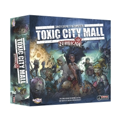 Zombicide - Toxic City Mall Erweiterung 1