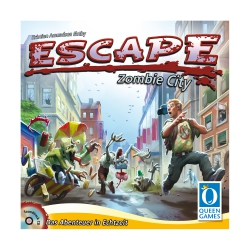 Escape - Zombie City 1