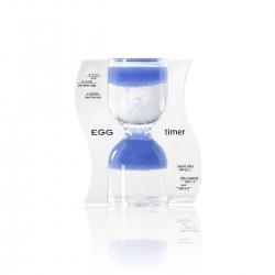 Halmakegel.com Sanduhr EGG timer - Eieruhr - blau - 10 Minuten 259110