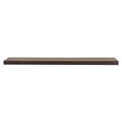 wandboard schwebend tabak matt ca 67 cm. Black Bedroom Furniture Sets. Home Design Ideas