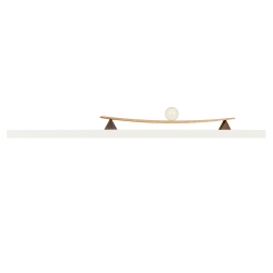 wandboard schwebend weiss hochglanz ca 90 cm. Black Bedroom Furniture Sets. Home Design Ideas