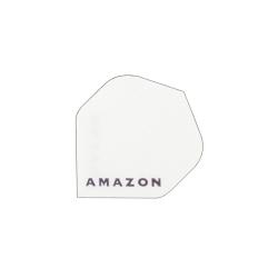 Karella 3 x Fly Amazon - Standard Flight - weiß - Polyester - 100 My 259465