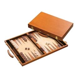 backgammon koffer ippokratis holz gro online shop kaufen bei. Black Bedroom Furniture Sets. Home Design Ideas