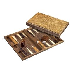 backgammon kassette kosmas holz gross online shop kaufen bei. Black Bedroom Furniture Sets. Home Design Ideas