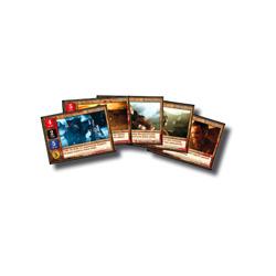 Heidelberger Spieleverlag Spartacus - Extrakarten (5er Pack) 263041