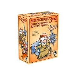 Pegasus Spiele Munchkin 3+4 266985