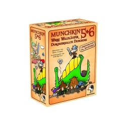 Pegasus Spiele Munchkin 5+6+6.5 266986