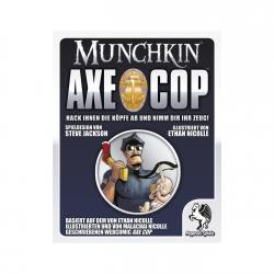 Pegasus Spiele Munchkin Axe Cop 266989