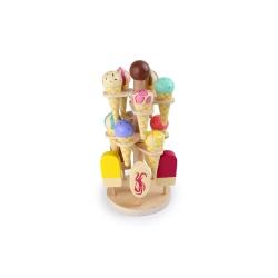 small foot design Eisständer beweglich 270509