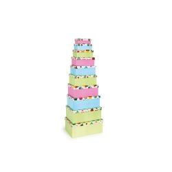small foot Box Cupcake 272072