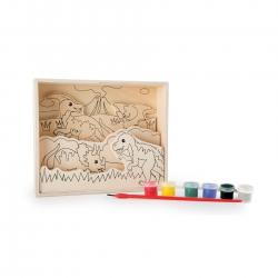 small foot Ausmalbilder aus Holz - Dinosaurier 272481
