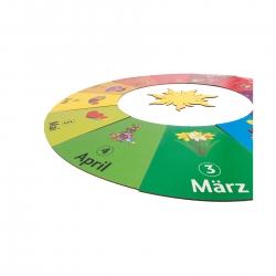 holzspielerei Jahreskreis nach Montessori 281268