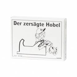 Bartl Der zersägte Hobel 242869