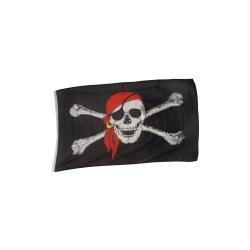 Bartl Piraten-Flagge mit rotem Kopftuch 243717