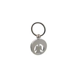 Bartl Metall-Schlüsselanhänger Engel -Chip- 244564