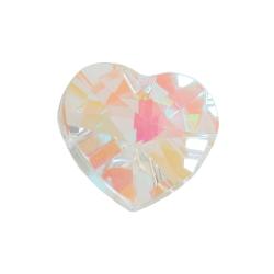 Bartl Kristall-Herz irisierend 30 mm 244920