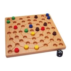 intellego holzspiele CENTRO - Das Blockadespiel