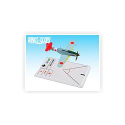 Ares Games Srl Wings of Glory WW2 - Kawasaki KI-61-IB - (Nakano) WGS103A 247460