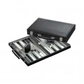 backgammon medium kunstleder koffer philos kaufen bei. Black Bedroom Furniture Sets. Home Design Ideas