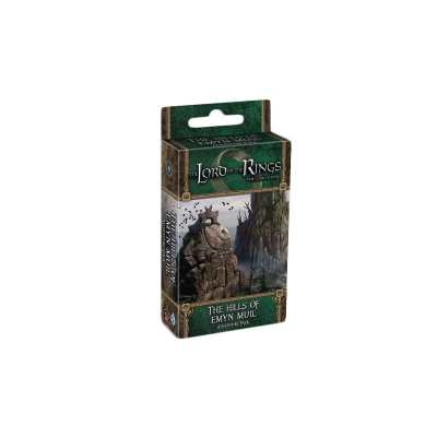 Lord of the Rings LCG - The Hills of Emyn Muil - Mirkwood Cycle