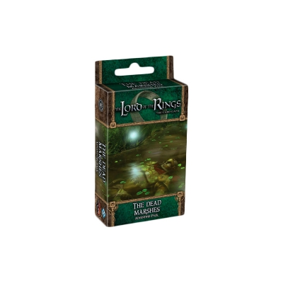 Lord of the Rings LCG - The Dead Marshes - Mirkwood Cycle