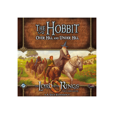 Lord of the Rings LCG - The Hobbit - Over Hill and Under Hill