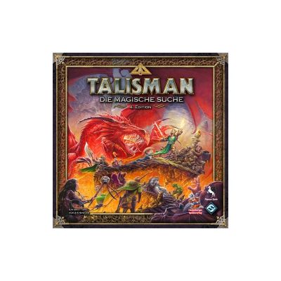 Talisman 4. Edition revised ENG.