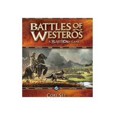 Battles of Westeros Boardgame