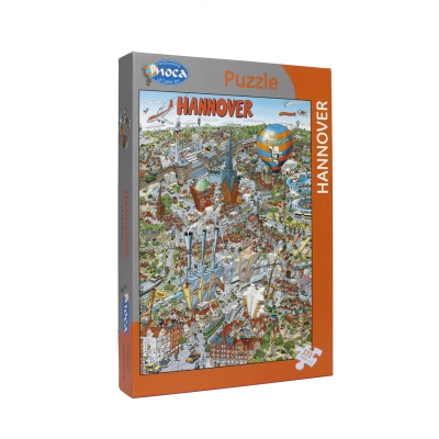 Hannover - jigsaw puzzle