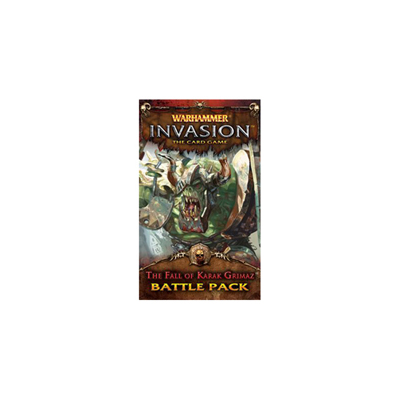 WH Invasion - Fall of Karak Grimaz WHC 10 - Enemy cycle