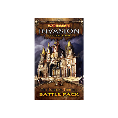 WH Invasion - The Imperial Throne WHC 28 - Capital cycle