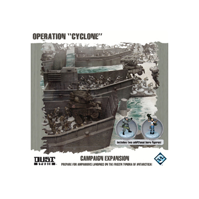 Dust Tactics - Operation Cyclone - Expansion