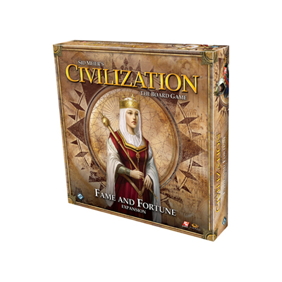 Civilization - Fame and Fortune - Expansion