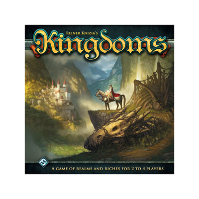 Kingdoms Boardgame Revised