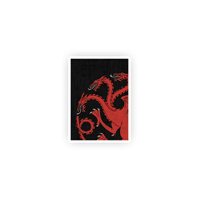 Art-Hüllen - Game of Thrones HBO - House Targaryen